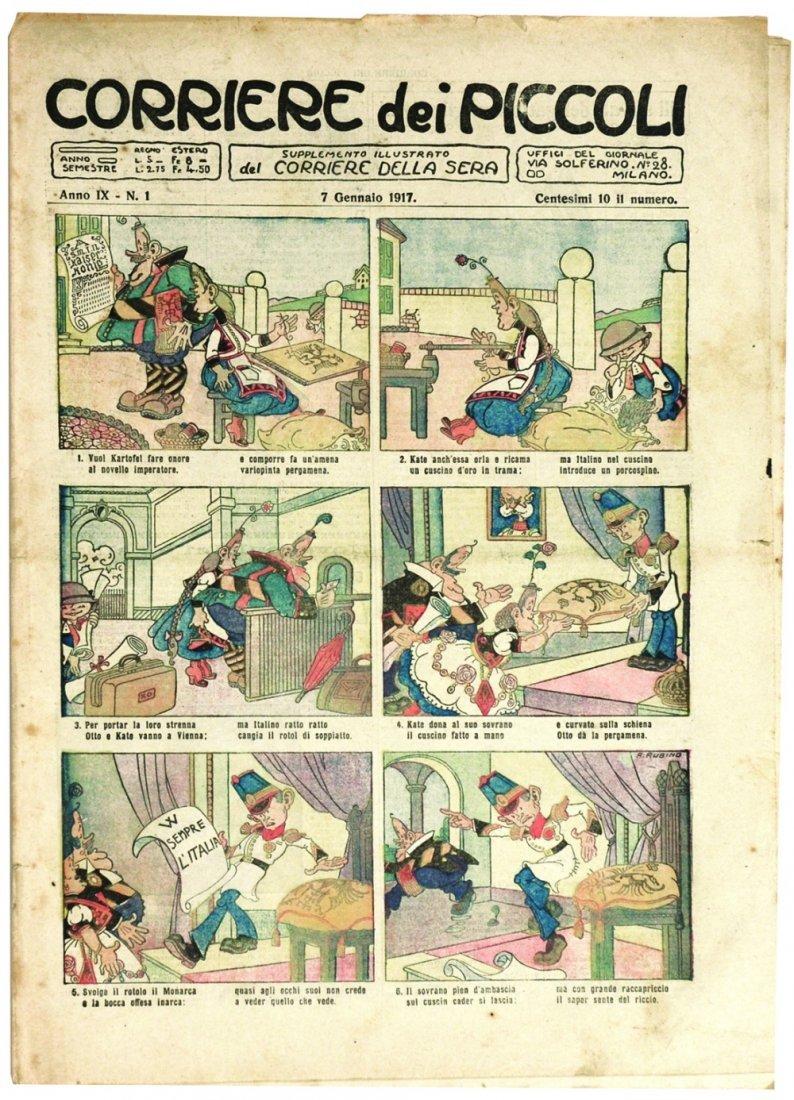 Corriere dei Piccoli 1917