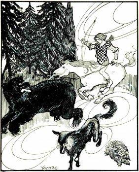 Yambo  - Illustrazione