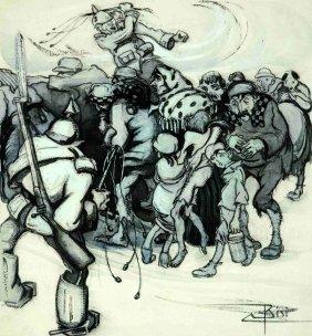 Carlo Bisi  - Un'altra gloriosa pagina della Kulture: