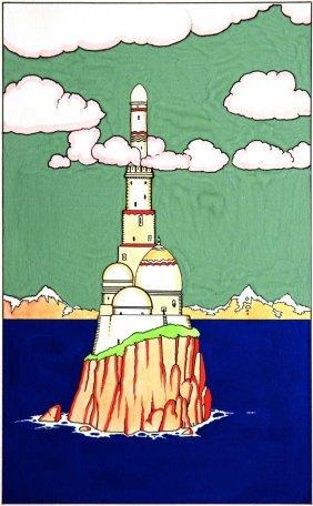 Vsevolod Nicouline  - Castello incantato di Morgana