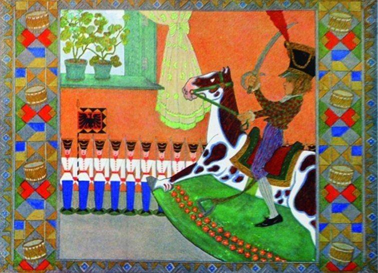 HEINRICH LEFLER - JOSEPH URBAN Kling-Klang Gloria