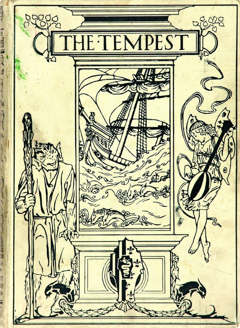 Robert Anning Bell The Tempest