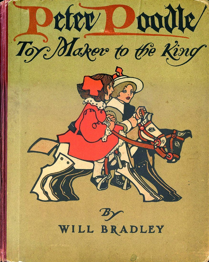 Will Bradley Peter Poodle. Toy Maker to the King