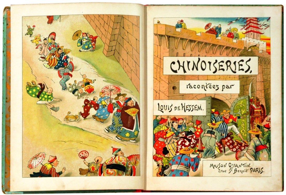 Chinoiseries