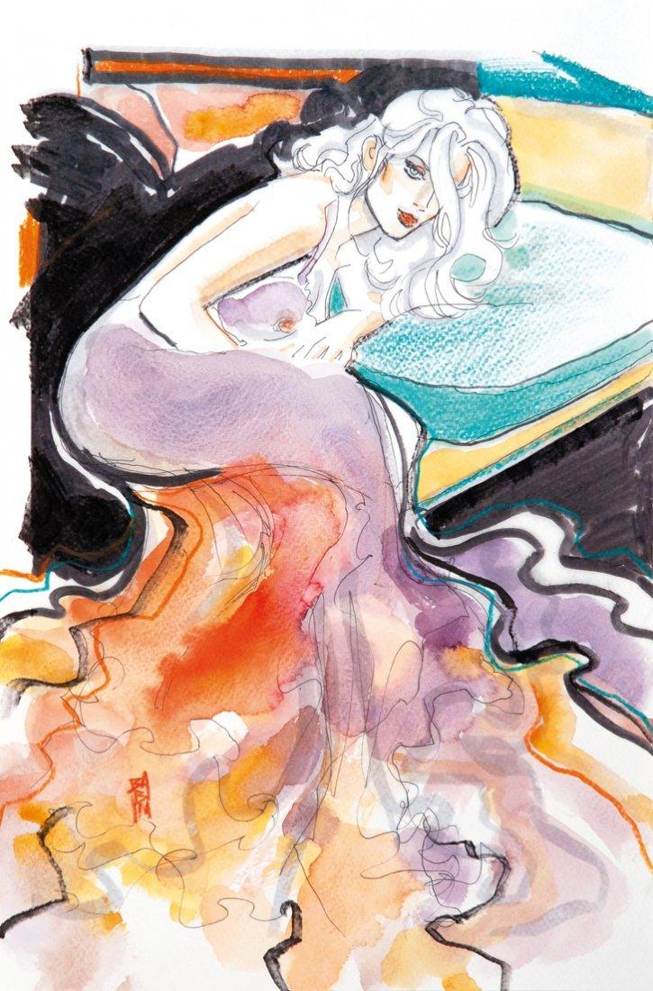 STEFANO BABINI Paper Girls - La Sirena