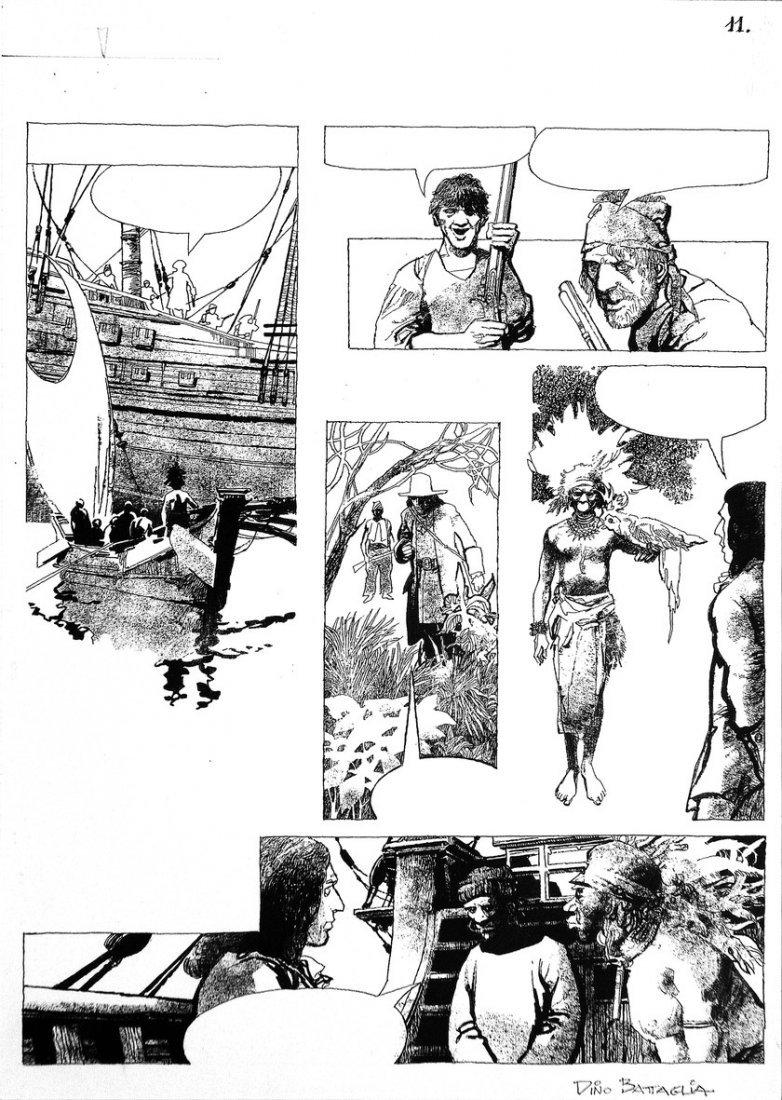 DINO BATTAGLIA  Storia marinara