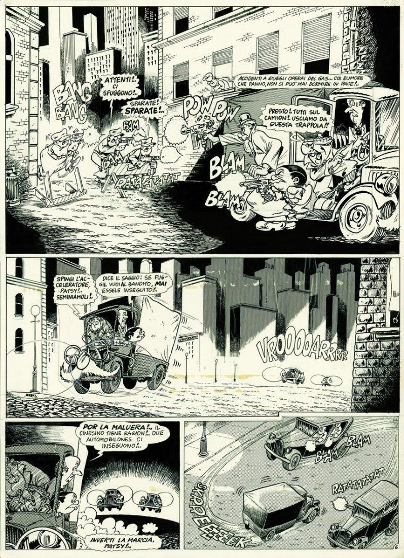 BONVI(Franco Bonvicini) I contrabbandieri