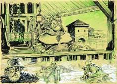 MAGNUS Le Femmine Incantate - La Guardiana del Ponte