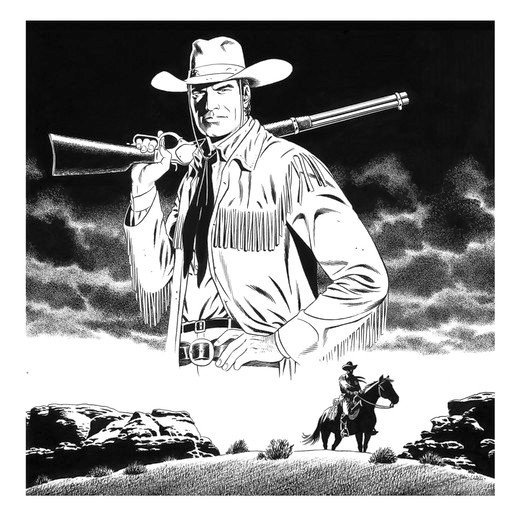 FABIO CIVITELLI Il Mio Tex
