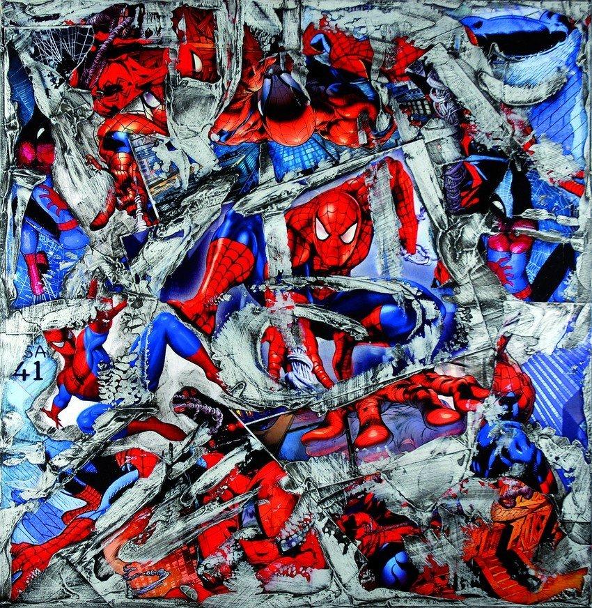 AGRON HOTI  Spider-Man