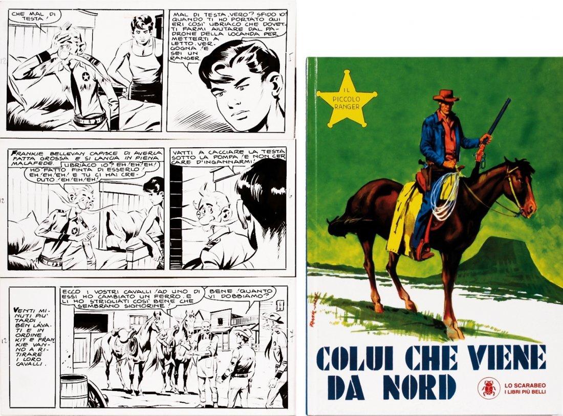 FRANCESCO GAMBA Piccolo Ranger - Colui che viene da