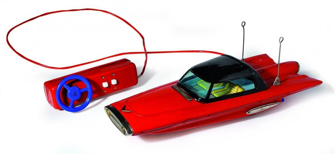 SKK Sinsei Toys Futuristic Space Car