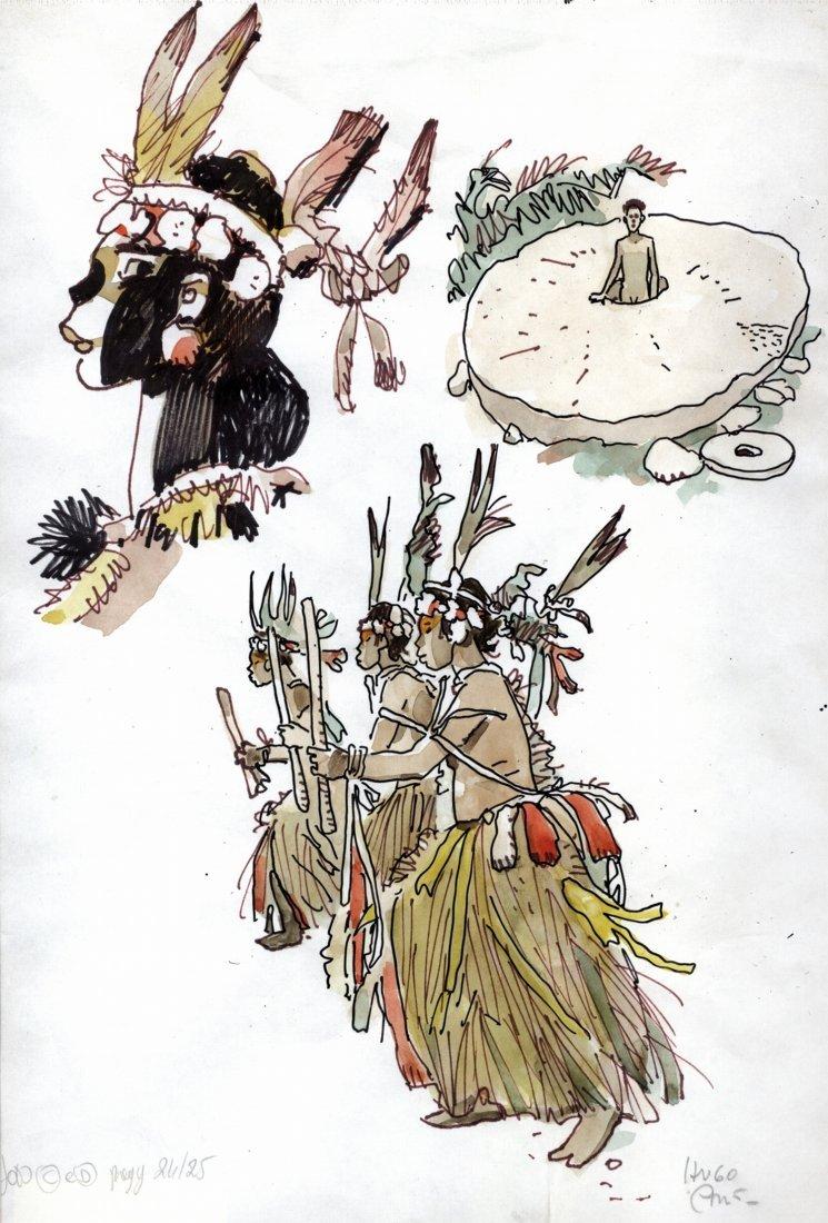 Hugo Pratt Indigeni