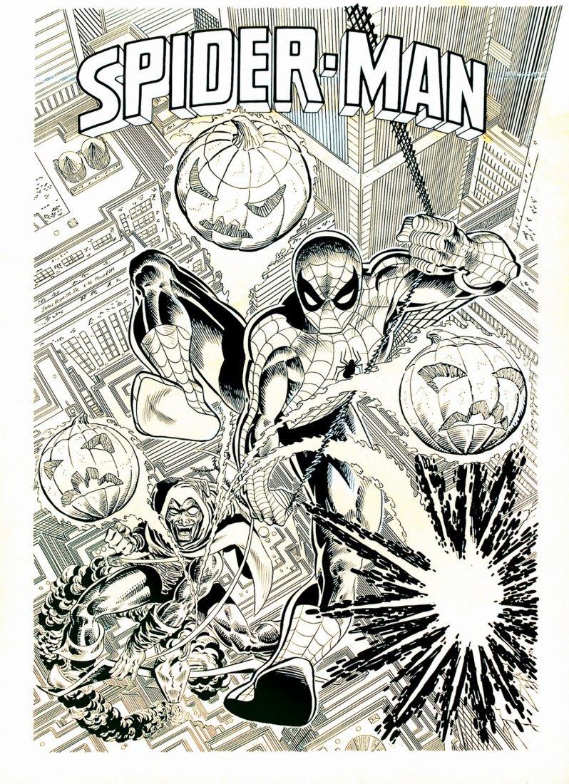 John Romita Jr. , Al Milgrom  Spider-Man vs. Hobgoblin