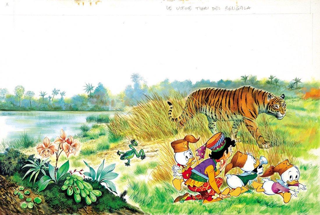 Giovan Battista Carpi - Le ultime tigri del Bengala