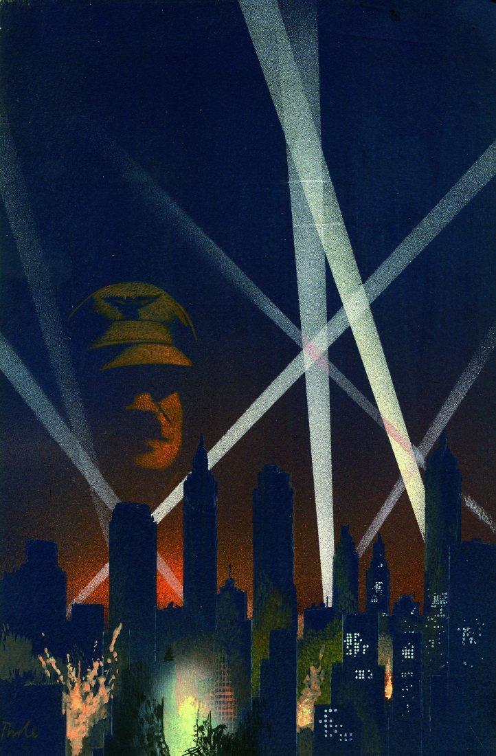 Karel Thole - Hitler - New York