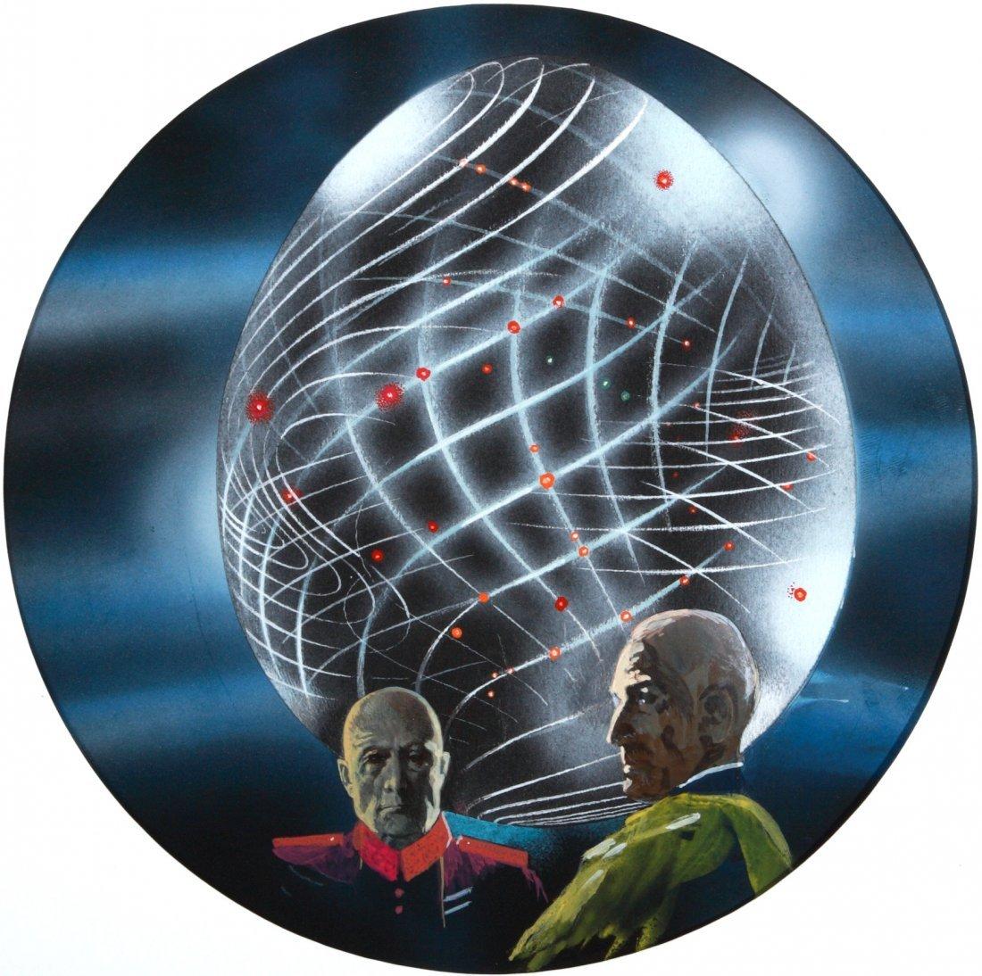 Karel Thole - Le correnti dello spazio
