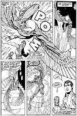 Sal Buscema - Spectacular Spiderman 187 pg 16