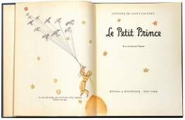 ANTOINE DE SAINT-EXUPÉRY Le Petit Prince