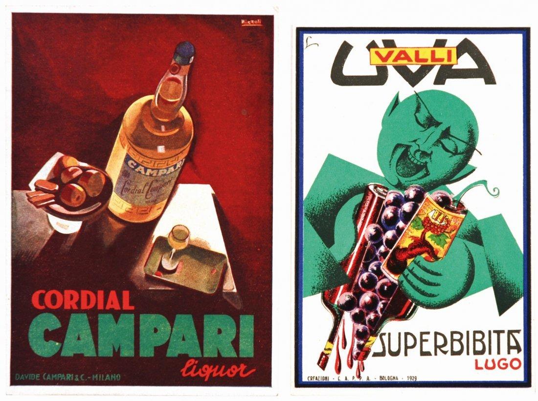 MARCELLO NIZZOLI Cordial Campari Liquor