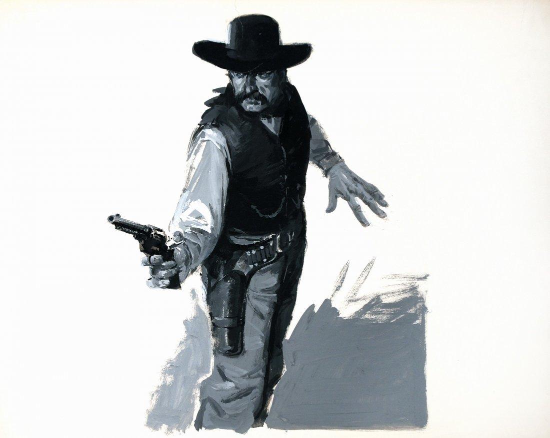 Rino Albertarelli  Cowboy
