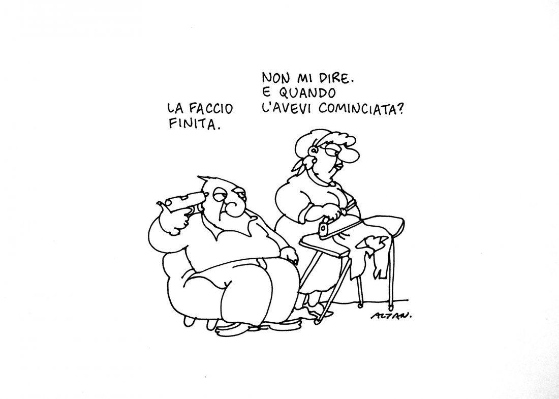 Francesco Tullio Altan La faccio finita