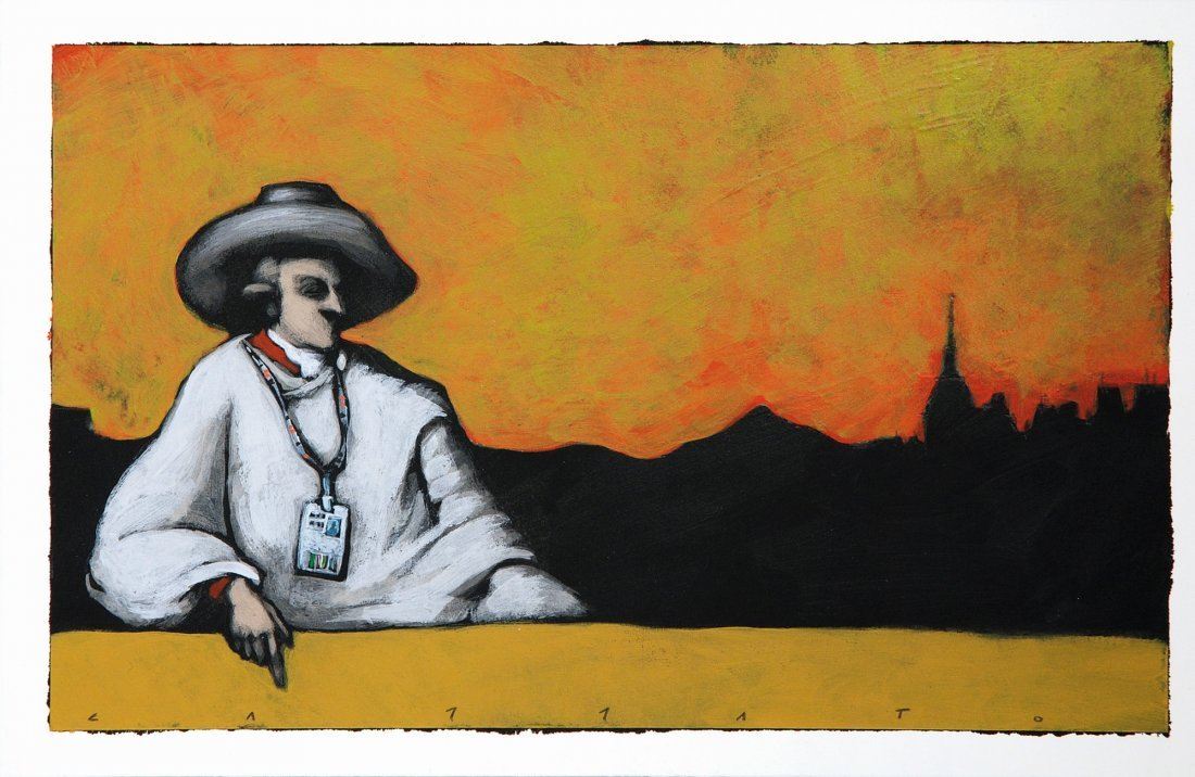 Marco Cazzato  Goethe a Torino