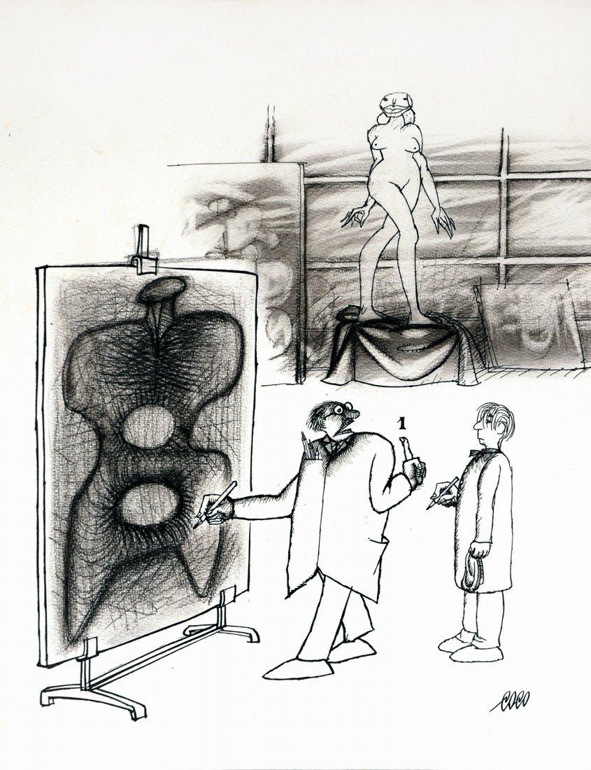 Giuseppe Coco  Arte Moderna
