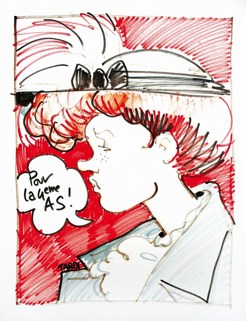 Jacques Tardi  Adele Blanc-Sec