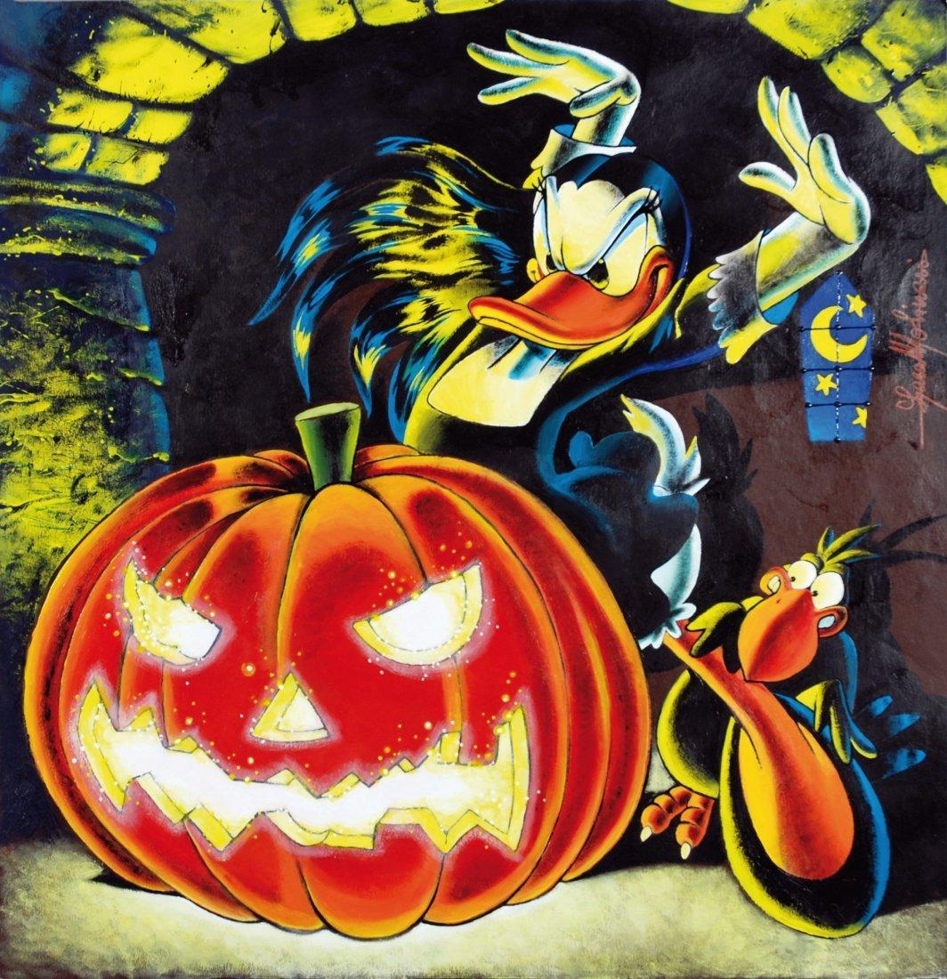 Lara Molinari  Amelia e la zucca di Halloween
