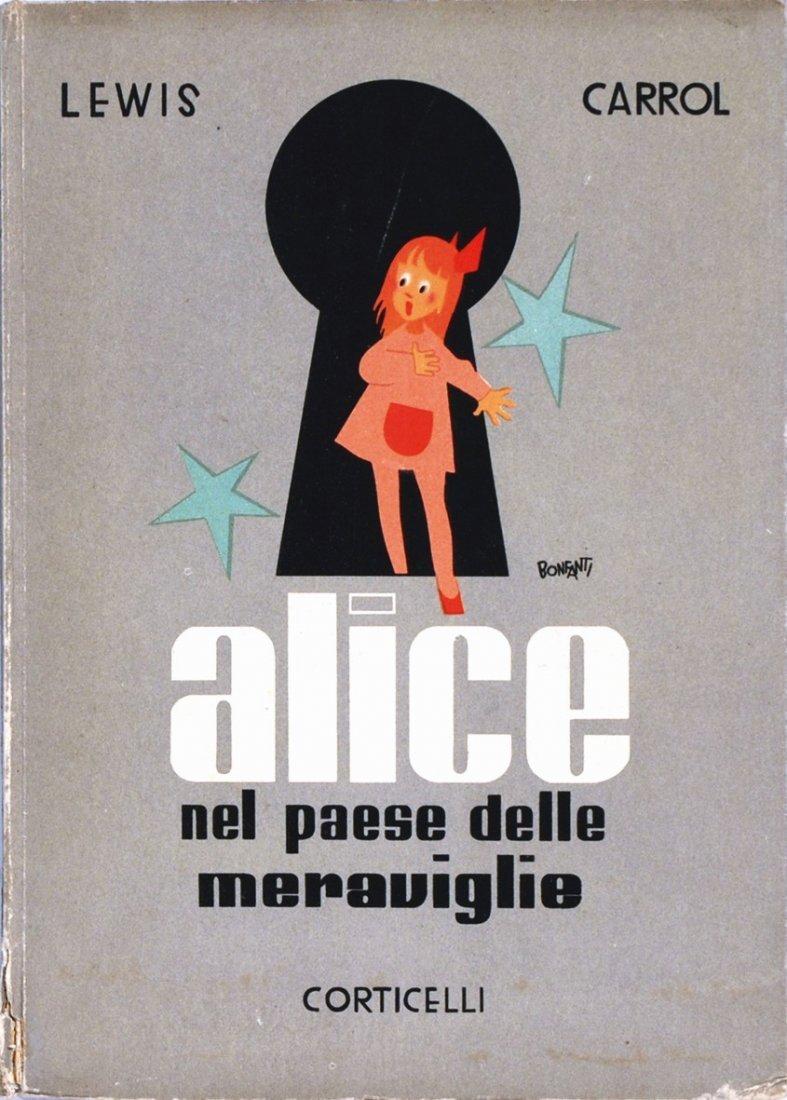 Arturo Bonfanti Alice nel paese delle meraviglie
