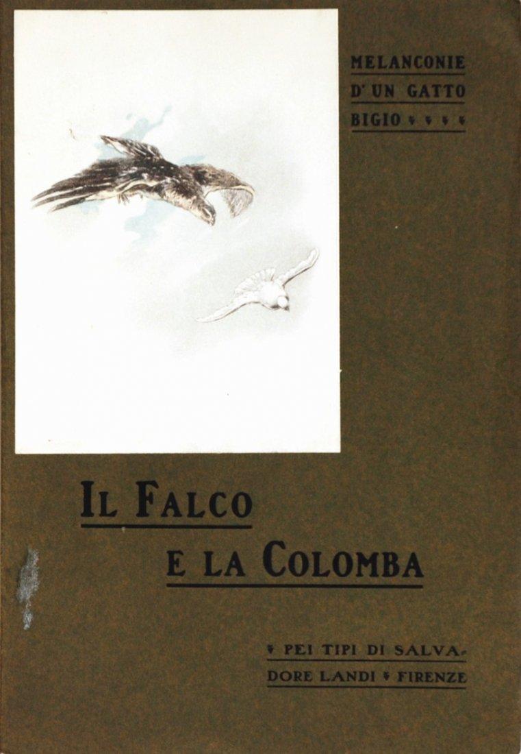 Carlo Chiostri Il falco e la colomba