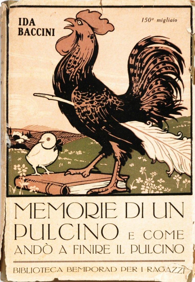 Carlo Chiostri Memorie di un pulcino