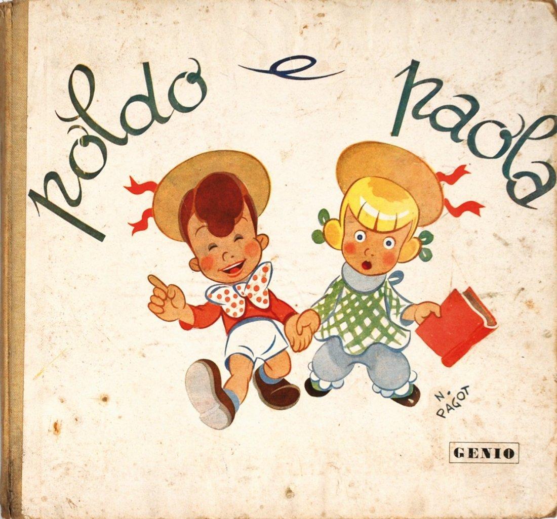 Nino Pagot Poldo e Paola