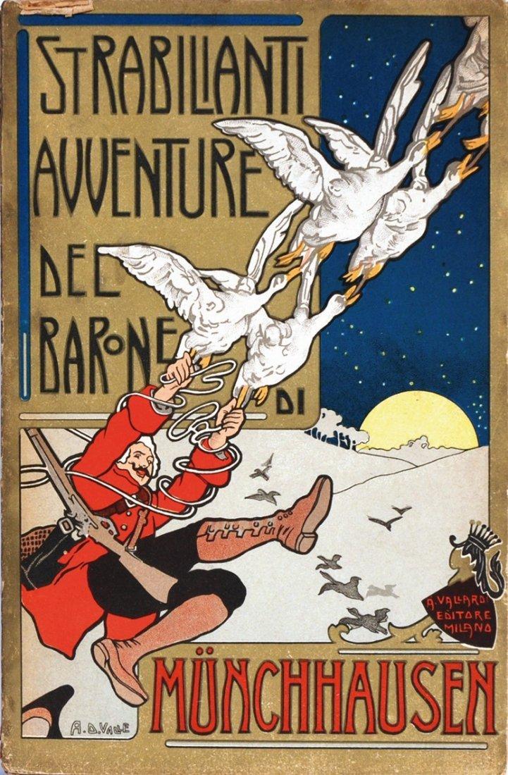 E. Ulivi Strabilianti avventure del barone