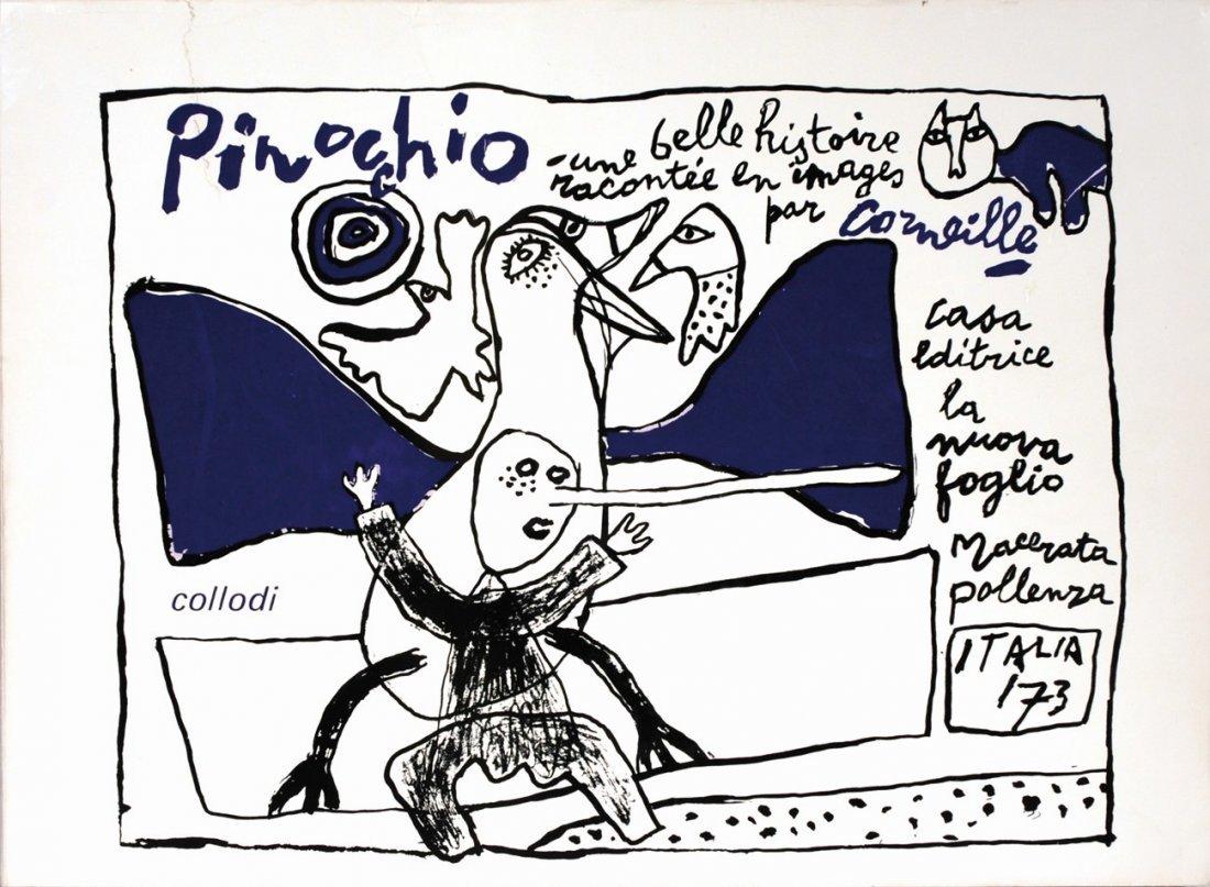 Corneille Pinocchio