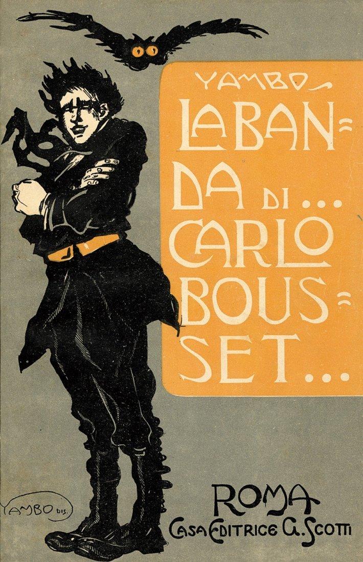 Yambo (Enrico Novelli) La Banda di Carlo Bousset