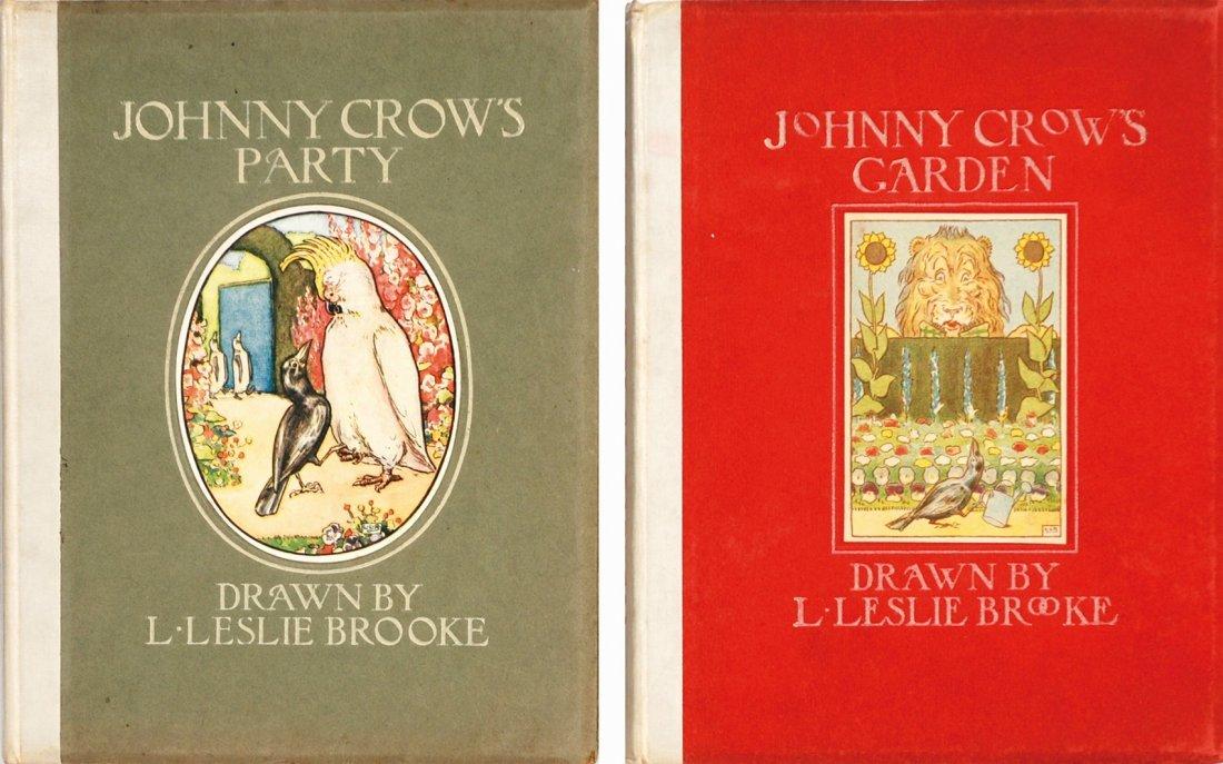 Leslie Brooke Johnny Crow's Garden
