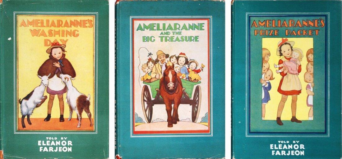 S.B. Pearse Ameliaranne and the big treasure;Prize