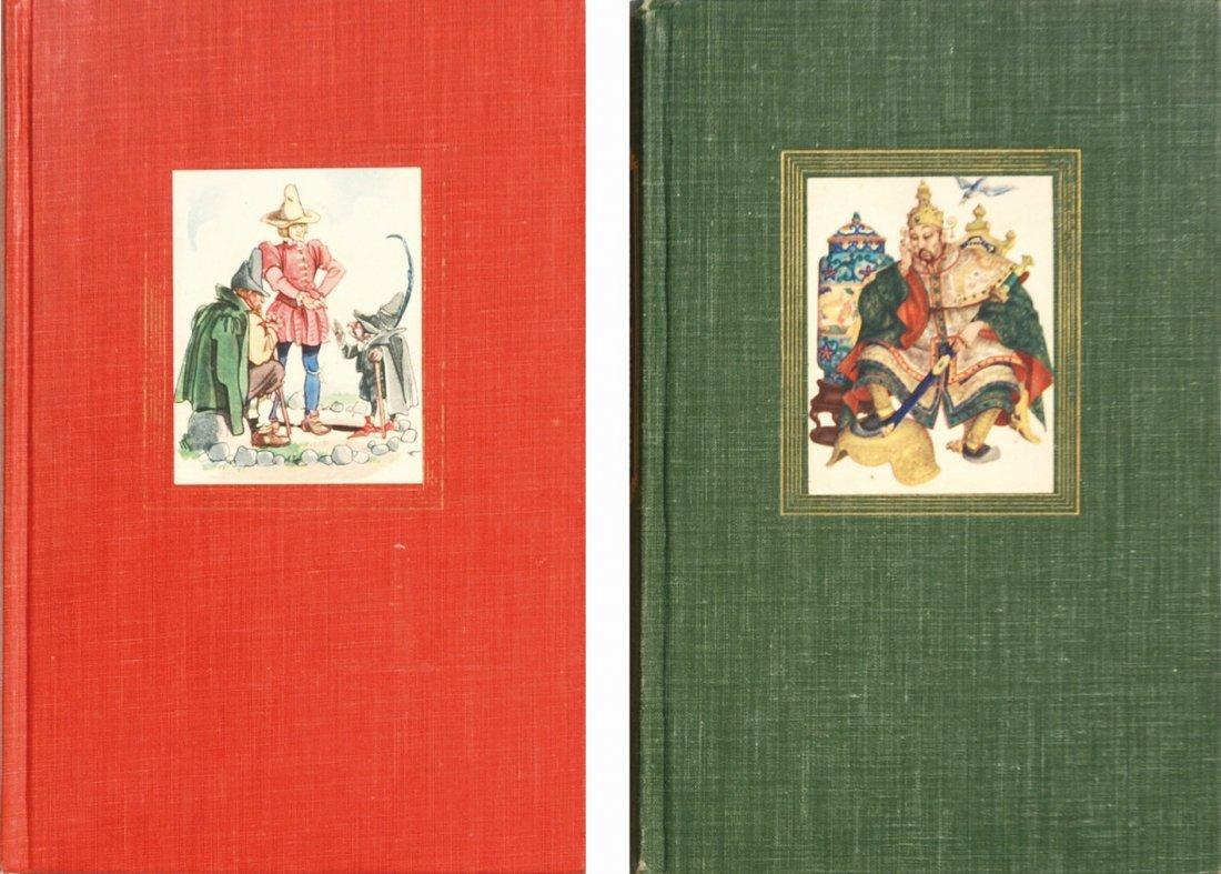 Arthur Szyk Grimm's Fairy Tales eAndersen'sFairy Tales