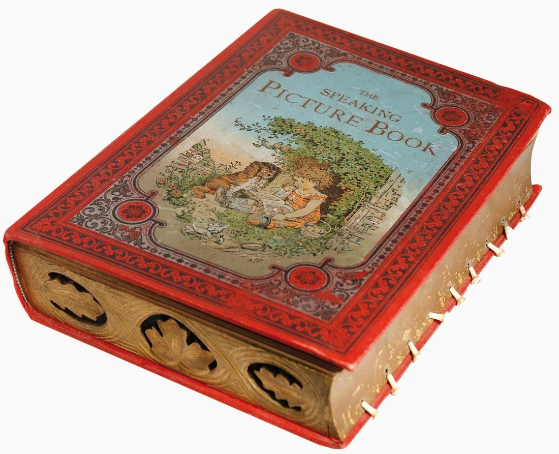 The Speaking Picture Book