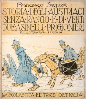 Golia (Eugenio Colmo) Storia di austriaci senza rancio
