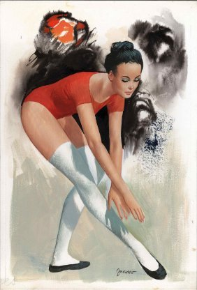 Carlo Jacono Ballerina