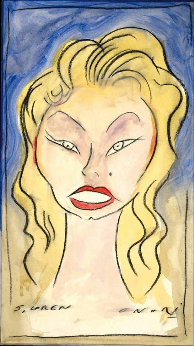 Umberto Onorato Sophia Loren