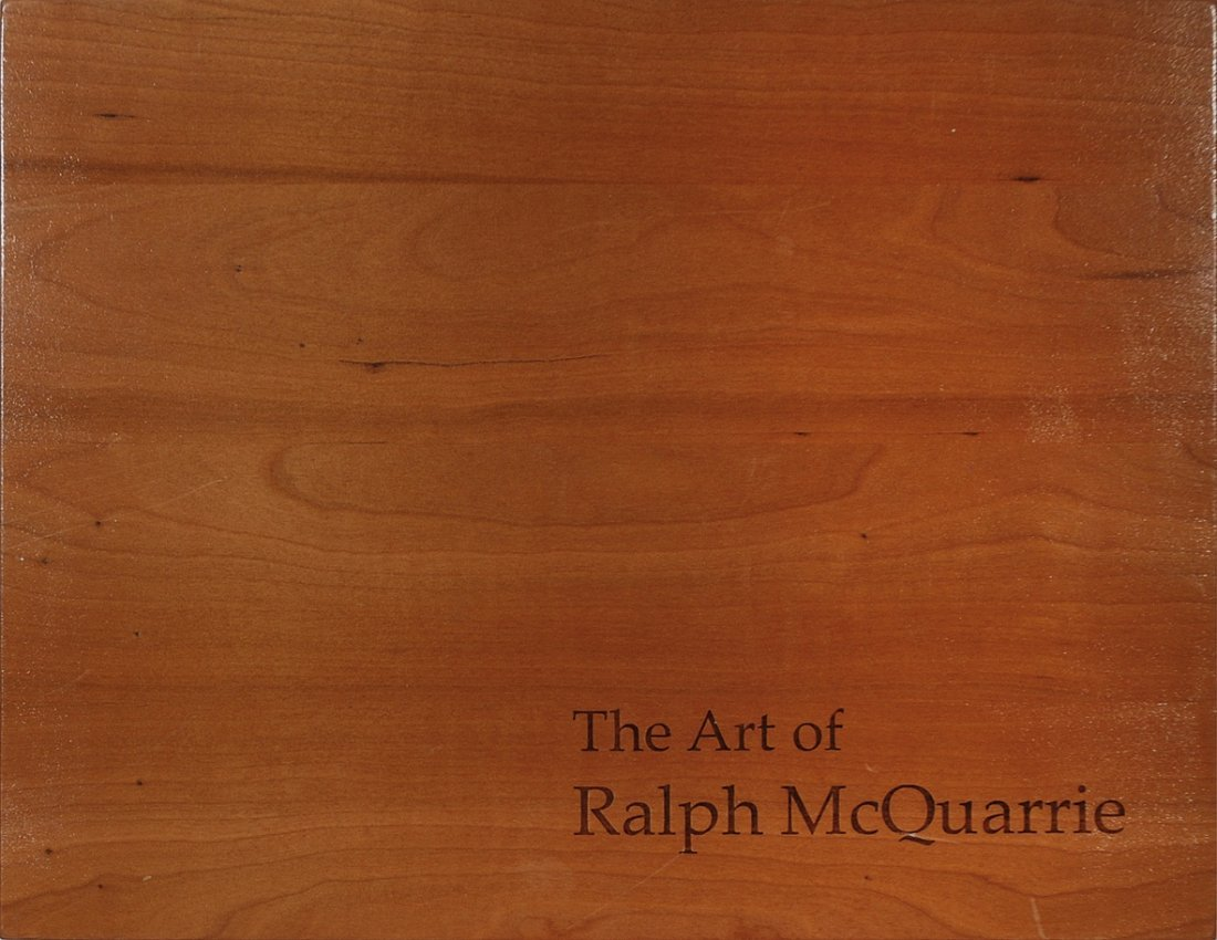 Ralph Mcquarrie  The Art of Ralph McQuarrie
