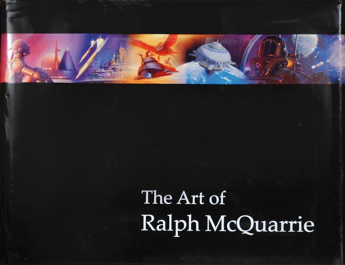 Ralph Mcquarrie  The Art of Ralph McQuarrie - 2