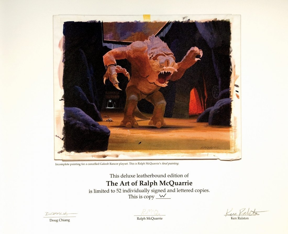 Ralph Mcquarrie  The Art of Ralph McQuarrie - 3