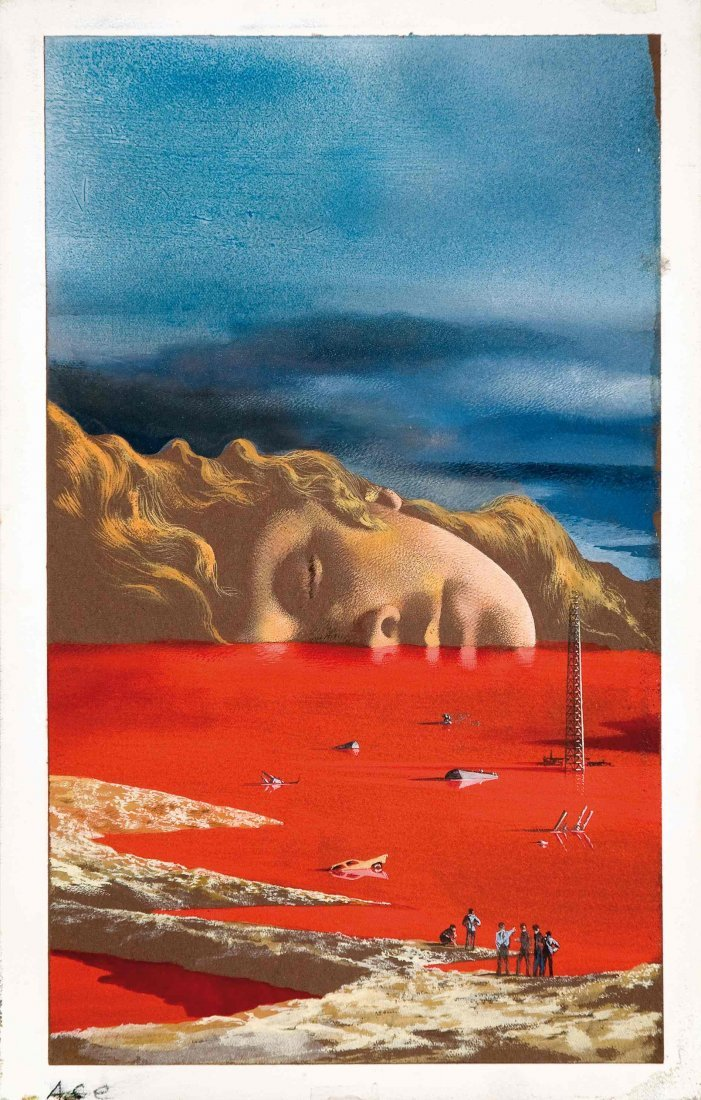 Karel Thole  The General Zapped an Angel