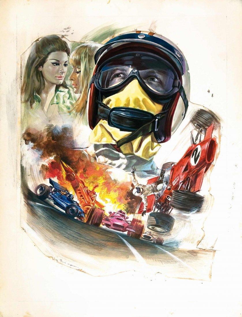 Renato Casaro Le Mans scorciatoia per l'inferno