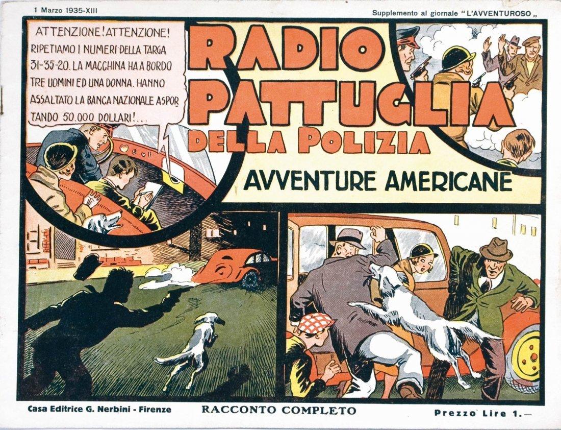 Radio Pattuglia della Polizia